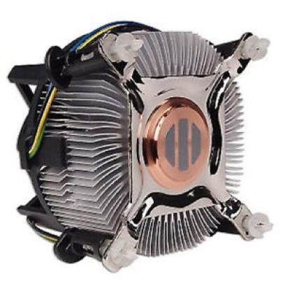 Cooler LGA1155 rézmag