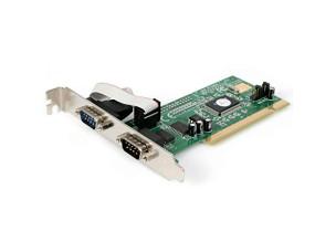 PCI kártya RS232 2port