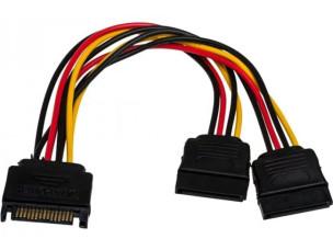 Kábel SATA-2 x SATA táp