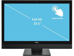 Dell 7440 AIO Touch Screen Cam