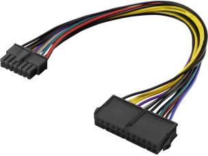 ATX kábel 10 PIN - 24 PIN (új)