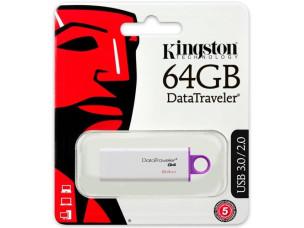 Pendrive 64 GB Kingston DTIG4 (új)