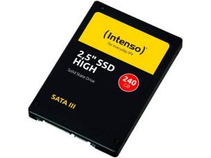 240 GB Intenso High (új)