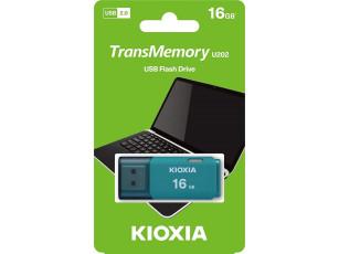 Pendrive 16 GB Kioxia LU202L016GG4 USB 2.0 (új)