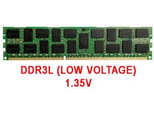 4 GB DDR3L 1600 Reg. ECC