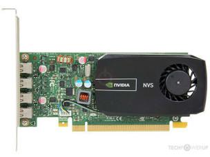 Nvidia Quadro NVS510 2 GB PCI-E 4x miniDP