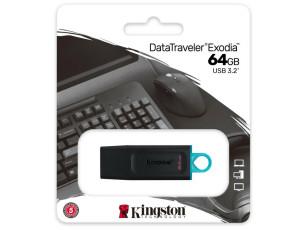 Kingston  DTX 64 GB USB 3.2