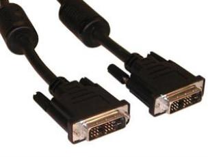 DVI-D kábel 1.5 m