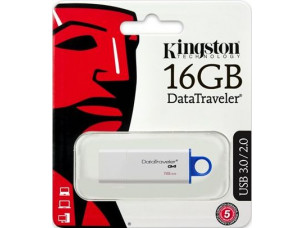 Pendrive 16 GB Kingston DTIG4 (új)