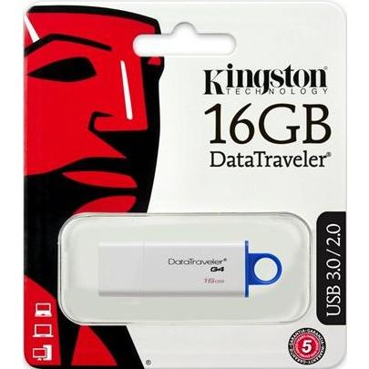 Pendrive 16 GB Kingston DTIG4 (új)