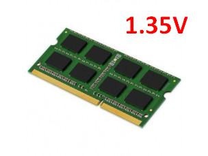 8 GB DDR3L 1600 notebook 1.35V