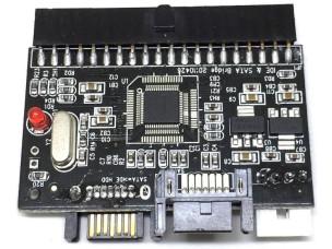 IDE-SATA kétirányú adapter