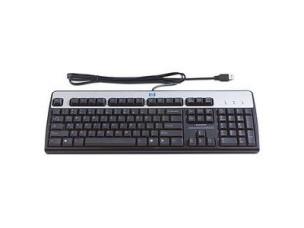 Billentyűzet HP USB EU/UK