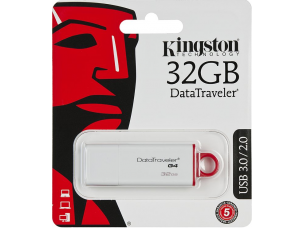 Pendrive 32GB Kingston DTIG4 (új)