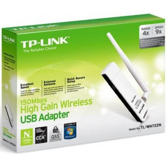 TP-Link WN722N Wi-Fi (új)